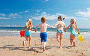 Отели Греции для отдыха с детьми