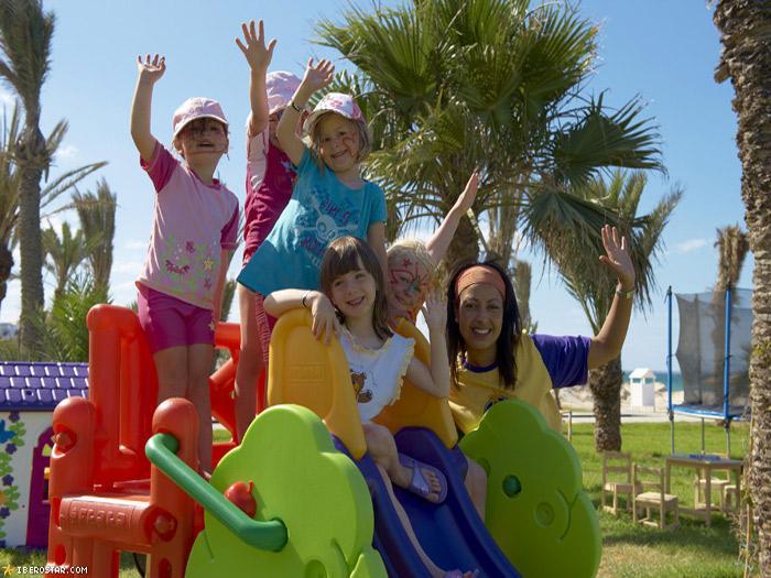 Тунис с детьми 222222