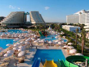 Горящие туры в Турцию из Калининграда