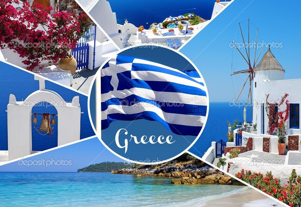 Картинки греции с надписью, для