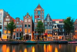 Тур в Амстердам из Калининграда
