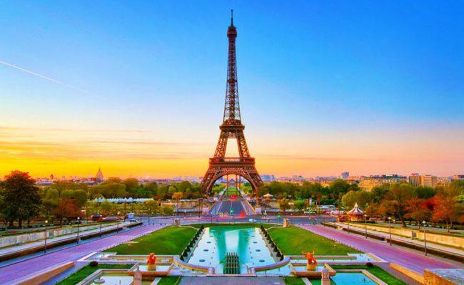 Париж из Калининграда