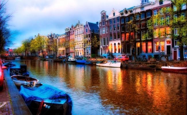 Амстердам из Калининграда