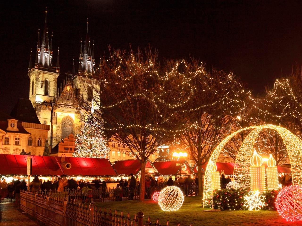 Туры в Прагу на Новый Год из Калининграда
