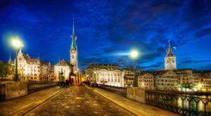 Автобусный тур в Швейцарию  из Калининграда