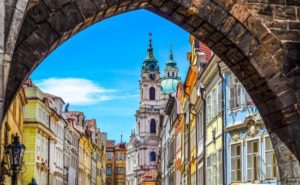 Отпуск в Праге и Дрездене