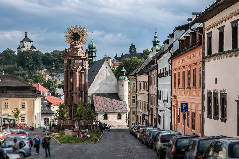 Словакия из Калининграда