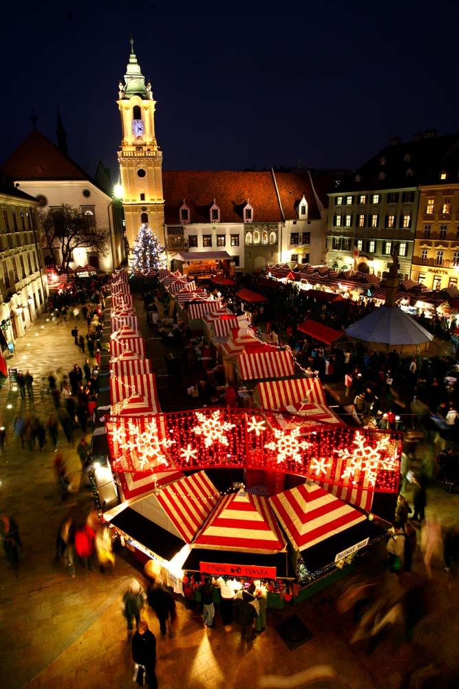 Словакия на Рождество