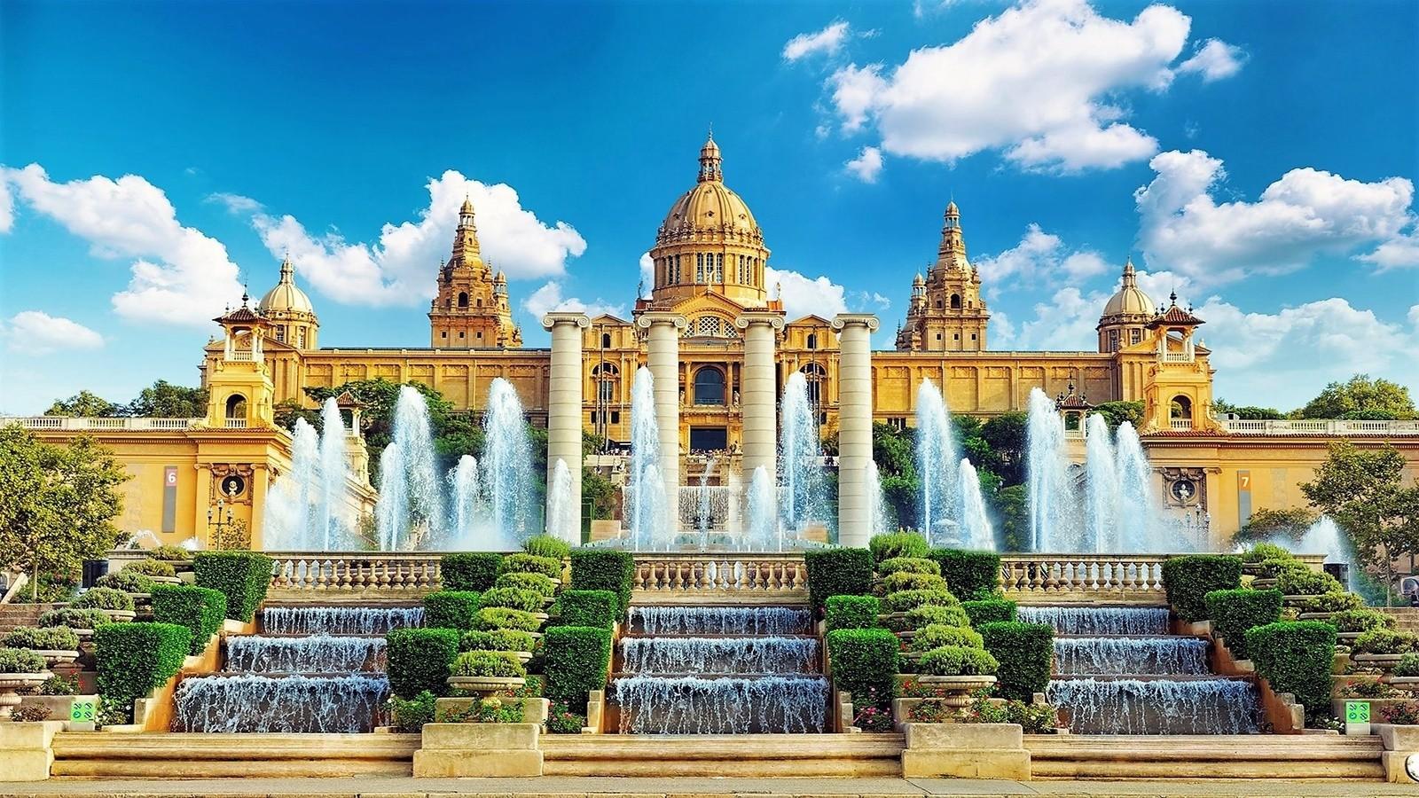 Барселона из Калининграда