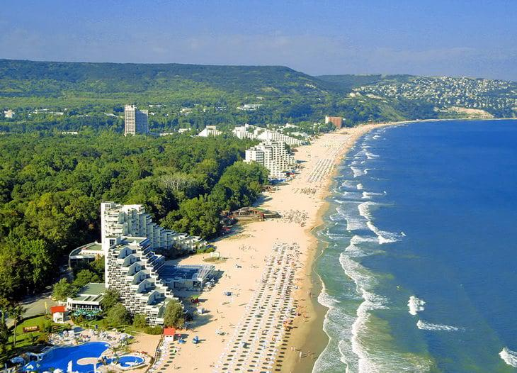 Отдых в Болгарии из Калининграда