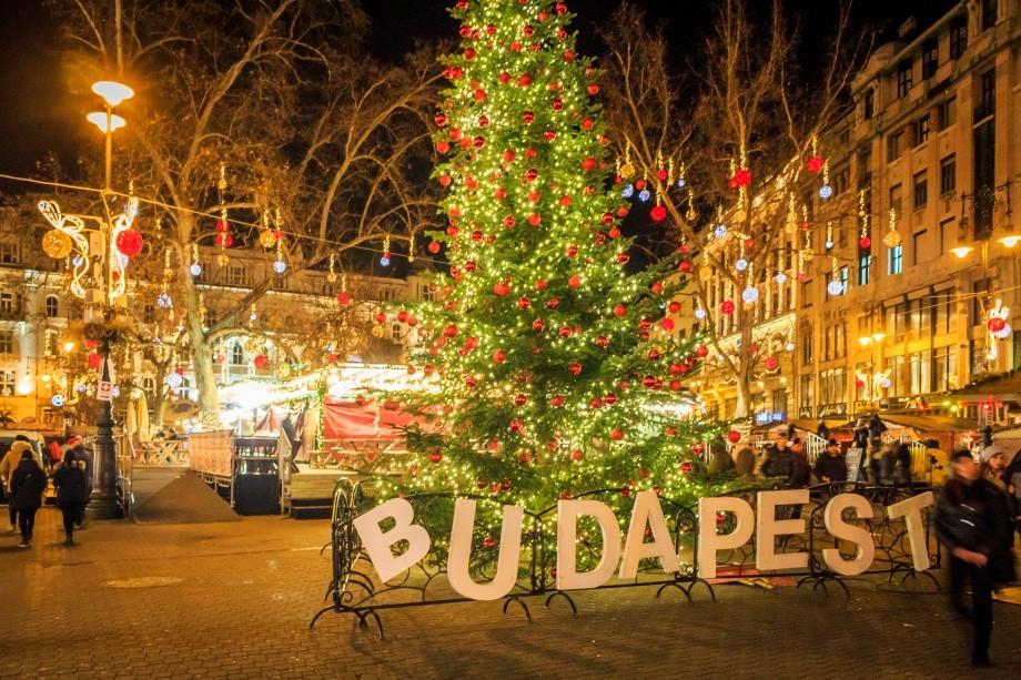 Будапешт на Новый год и Рождество