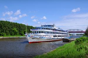 Речной круиз из Калининграда