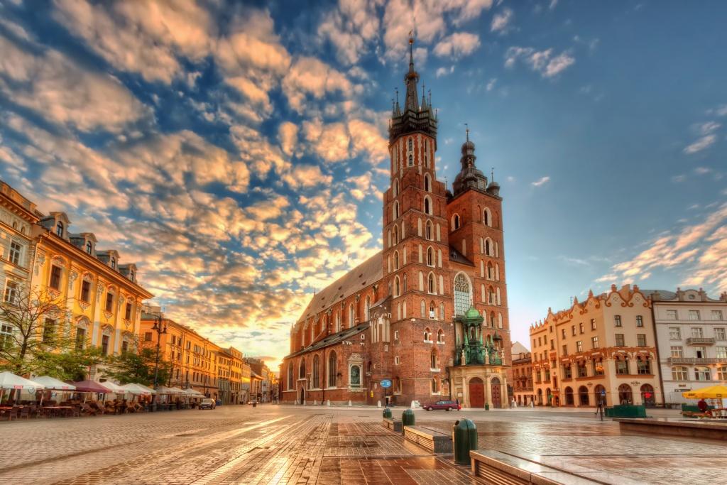 Автобусный тур в Польшу