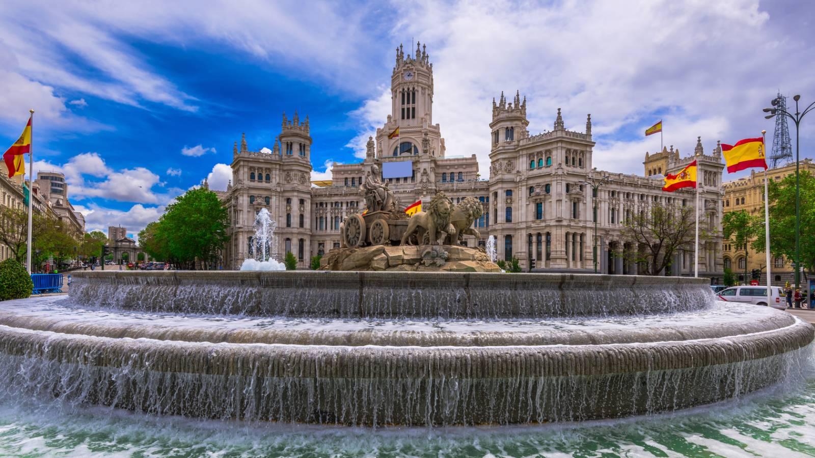 Испания из Калининграда