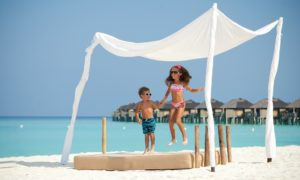на Мальдивы с детьми