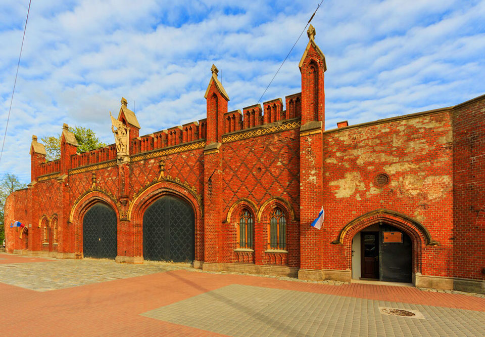 экскурсия по крепостям Калининграда