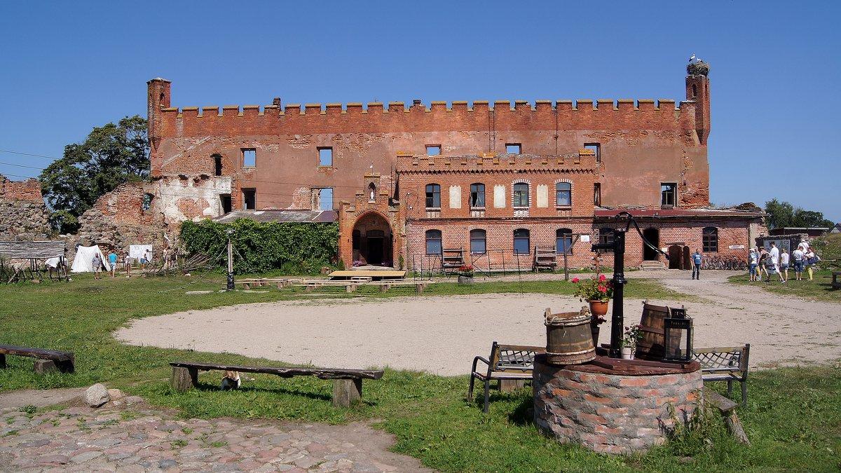 Туры в замок Шаакен из Калининграда