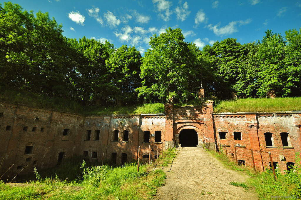 Экскурсия на форт № 3 Калининграда