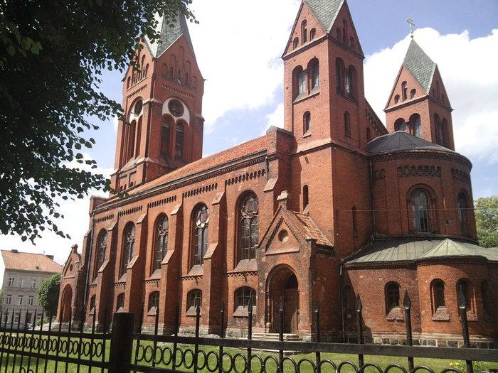 католический храм Св. Бруно