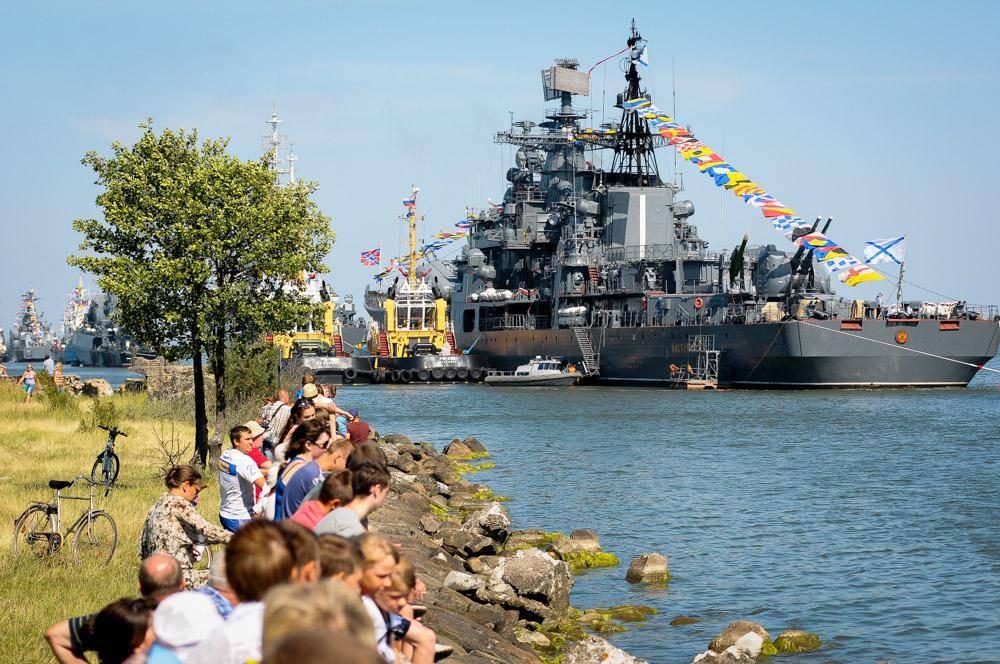 Балтийск экскурсионный тур